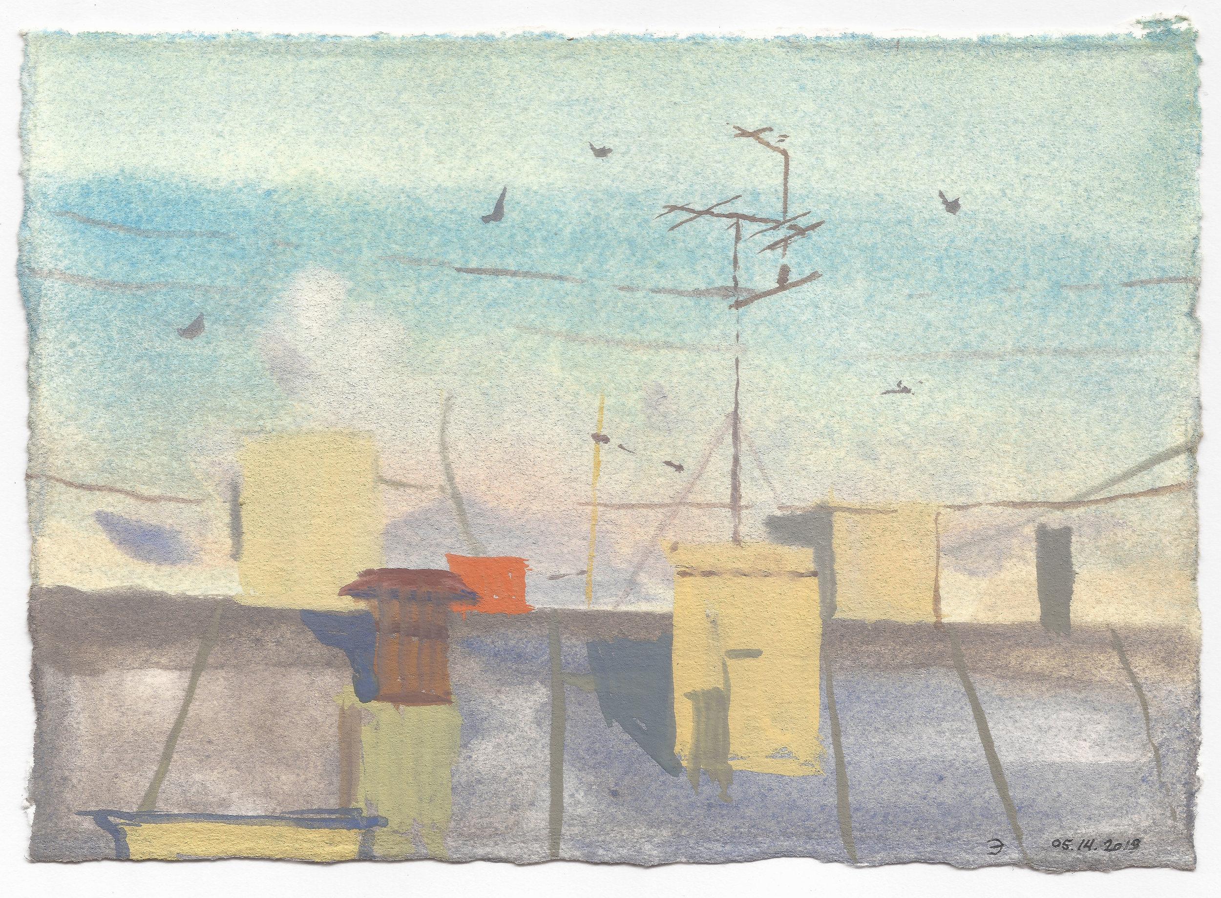 Kharkov's Rooftops