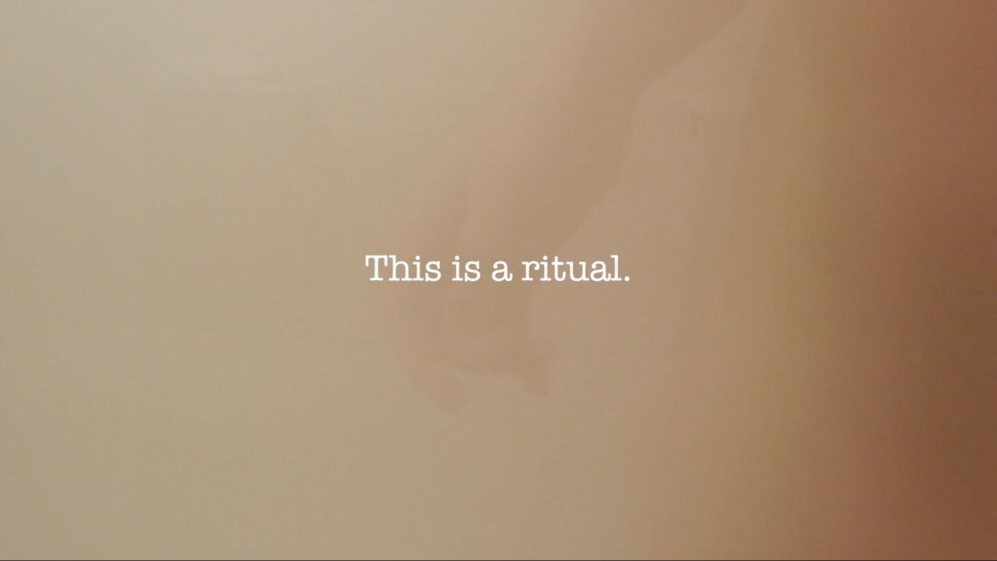 Sami Pfeffer,  Ritual