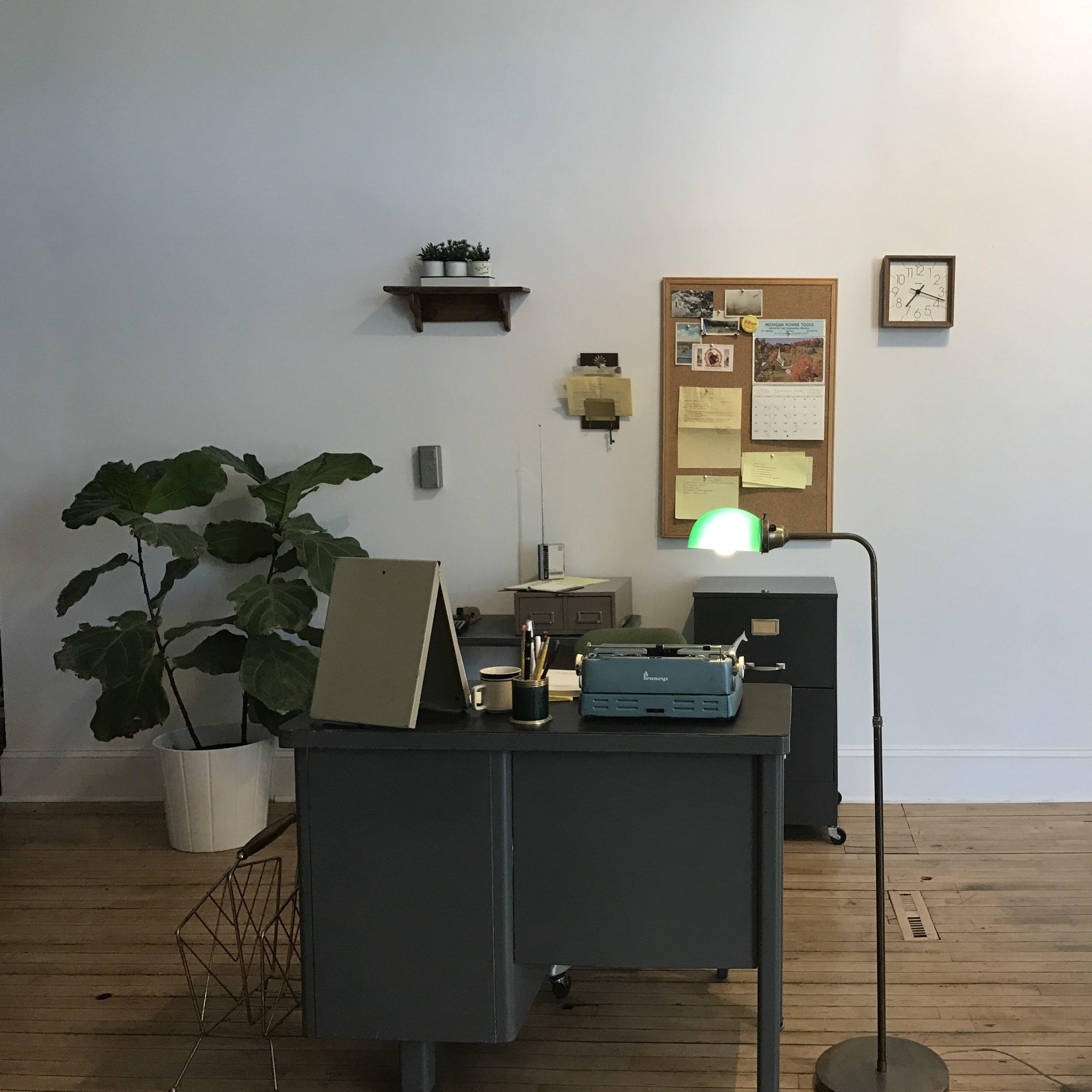 Corrty Pye Municipal Office #4 , Modus Locus, Minneapolis, 2017