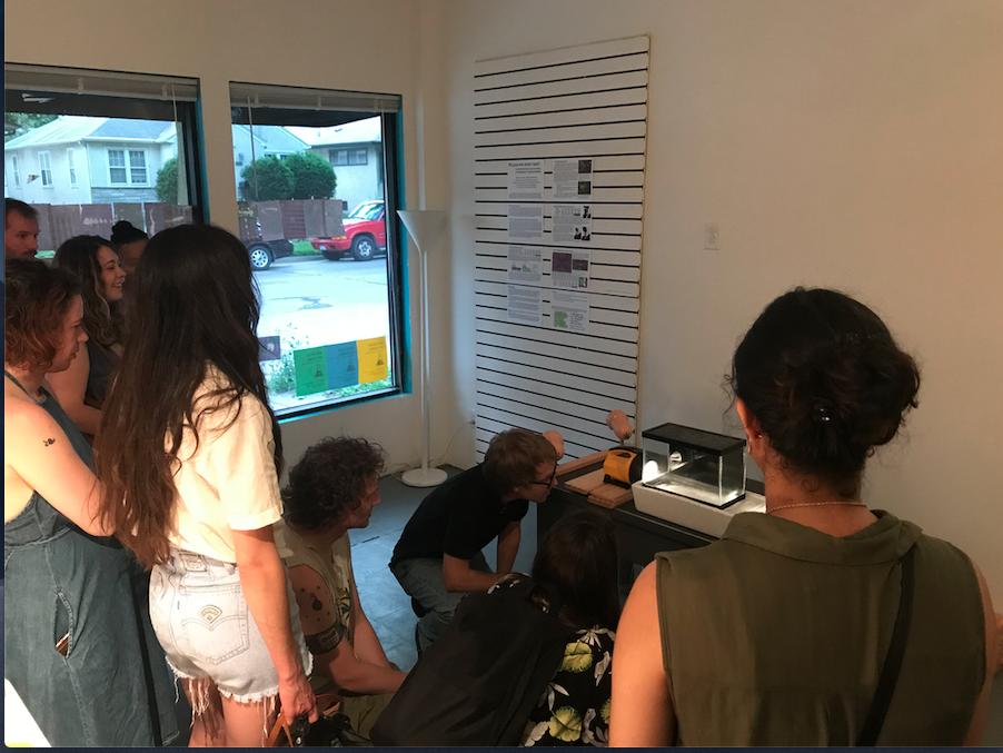 Hard Science/Soft Opening,  Pancake House, Minneapolis, 2018