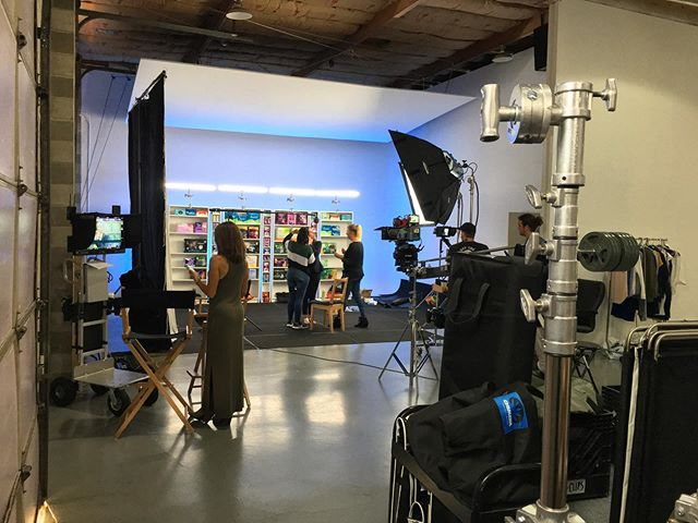 Studio day. . . . . . . . . #dp #directorofphotography #dop #cinematographer #cinematography  #arrialexa #camera #production #filmproduction #videoproduction #commercial #spot #agency #ad #adagency #productioncompany #onset #setlife #onlocation #losangeles #sandiego #director #producer #productioncompany #producerlife #directors #arri #broadcast #television #filming
