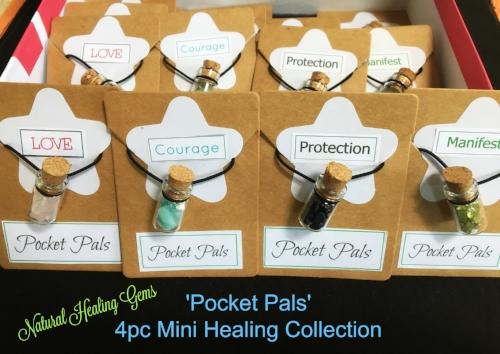 Pocket Pals Mini Gemstone Collection