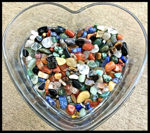 Healing with Gemstones - Gemstone healing is a term used for the natural energy which is carried by gems. Please be advised that using gemstones toward natural healing is not a medical prescription and is in no way meant to replace your current medical treatment plan.
