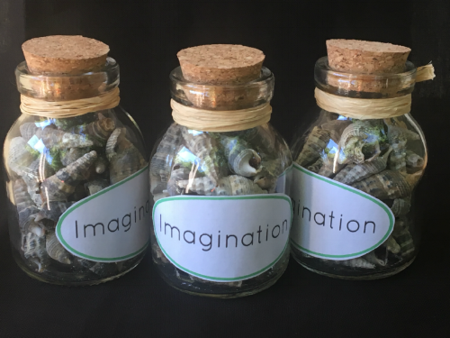 "Bottles of """"Imagination"""