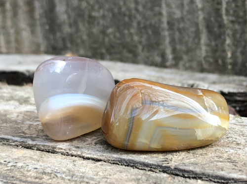 Agate - Stone of Strength