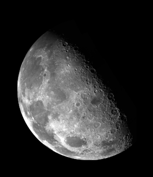 Galileo Images the Moon