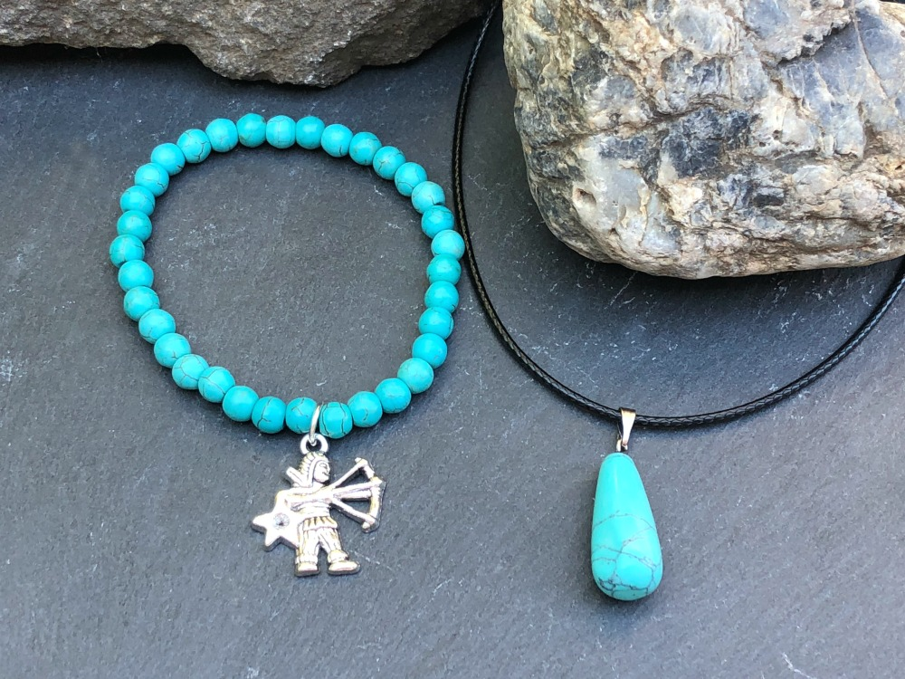 turquoise howlite meaning
