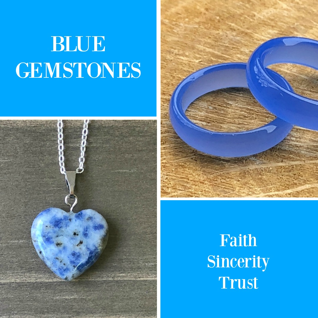 blue gemstone meaning