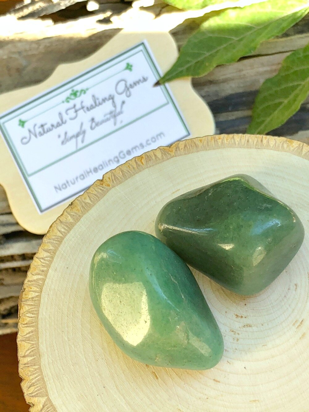 green aventurine properties