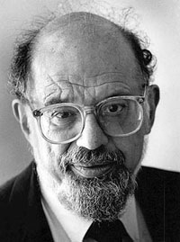 """""""Brooklyn Beat,"""" recounting a visit to Allen Ginsberg with high school juniors (published in  Columbia Magazine , fall 2006)"""