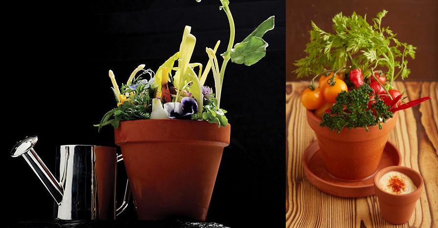 Vegetable Crudites