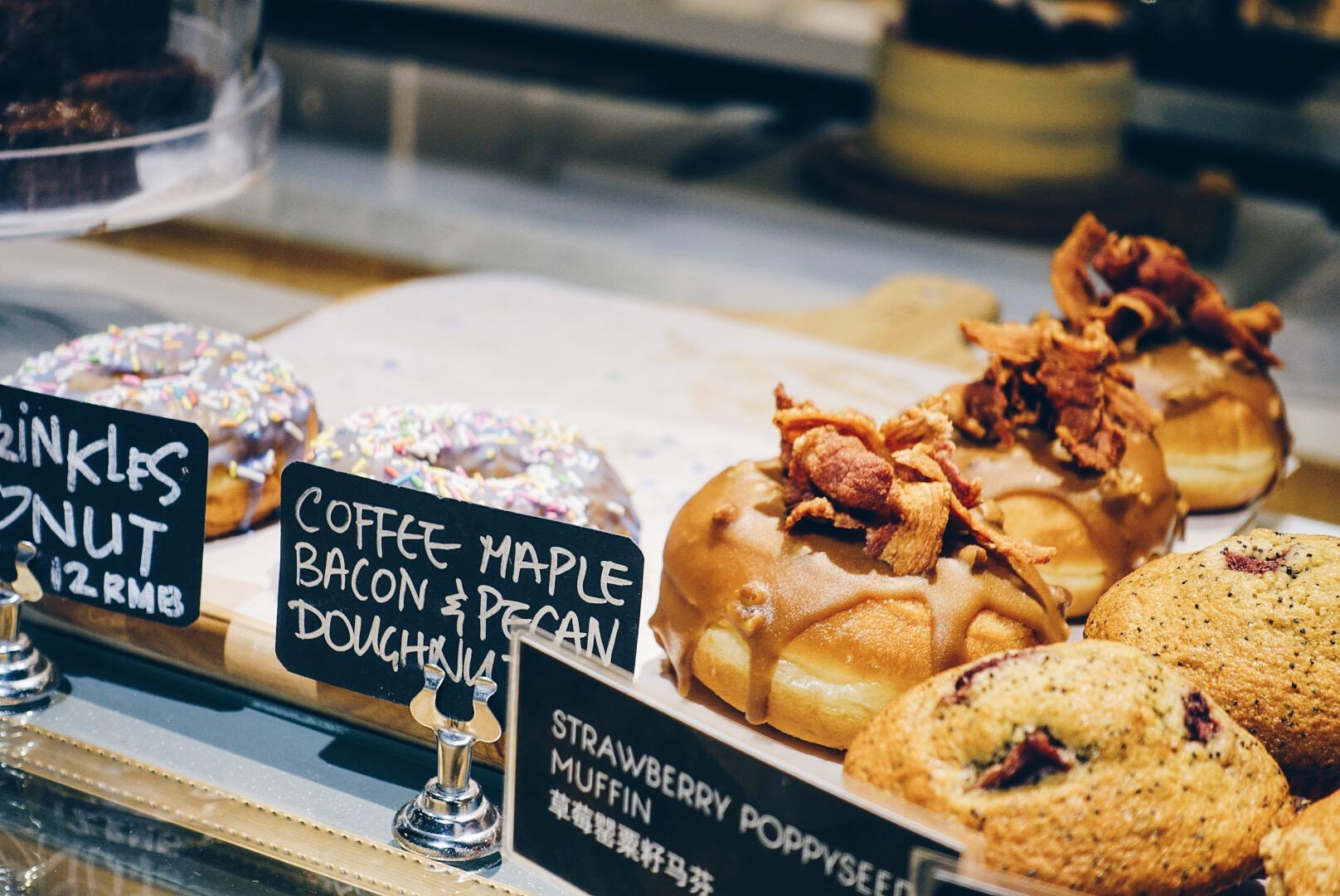 Maple Bacon Donut @ Al's Baking Co