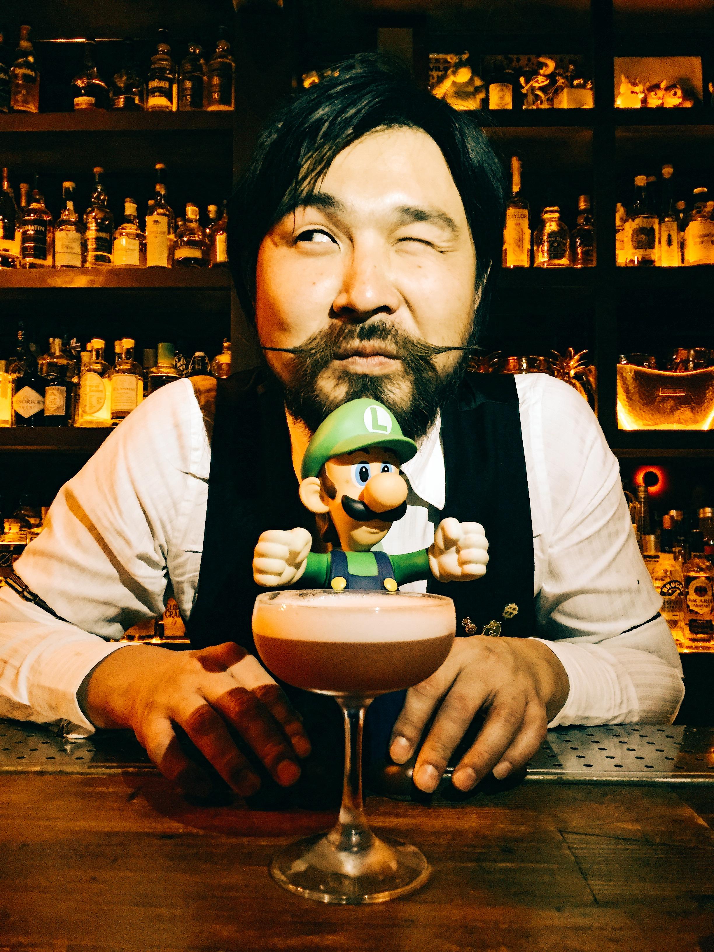 "Cocktail by ""TK"" Kaoru @El Ocho"