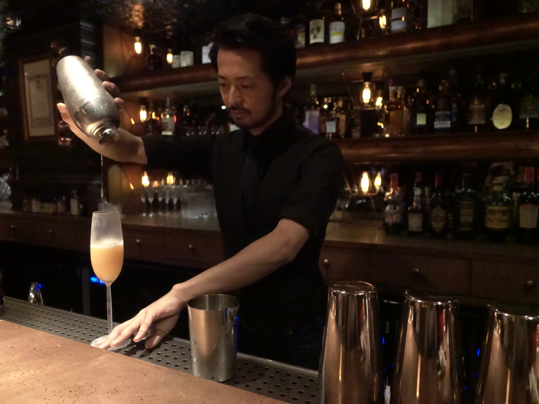 Cocktail by Kazu @Sober Company
