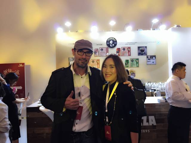 ▲ ran into PP right before the press conference