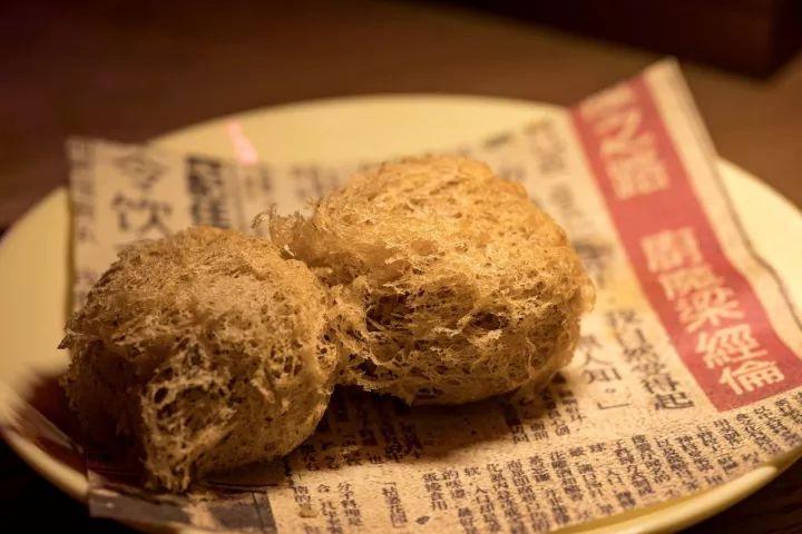 ▲Crab Taro Croquette