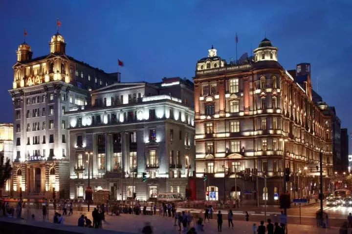 ▲18 on the Bund never lost its popularity