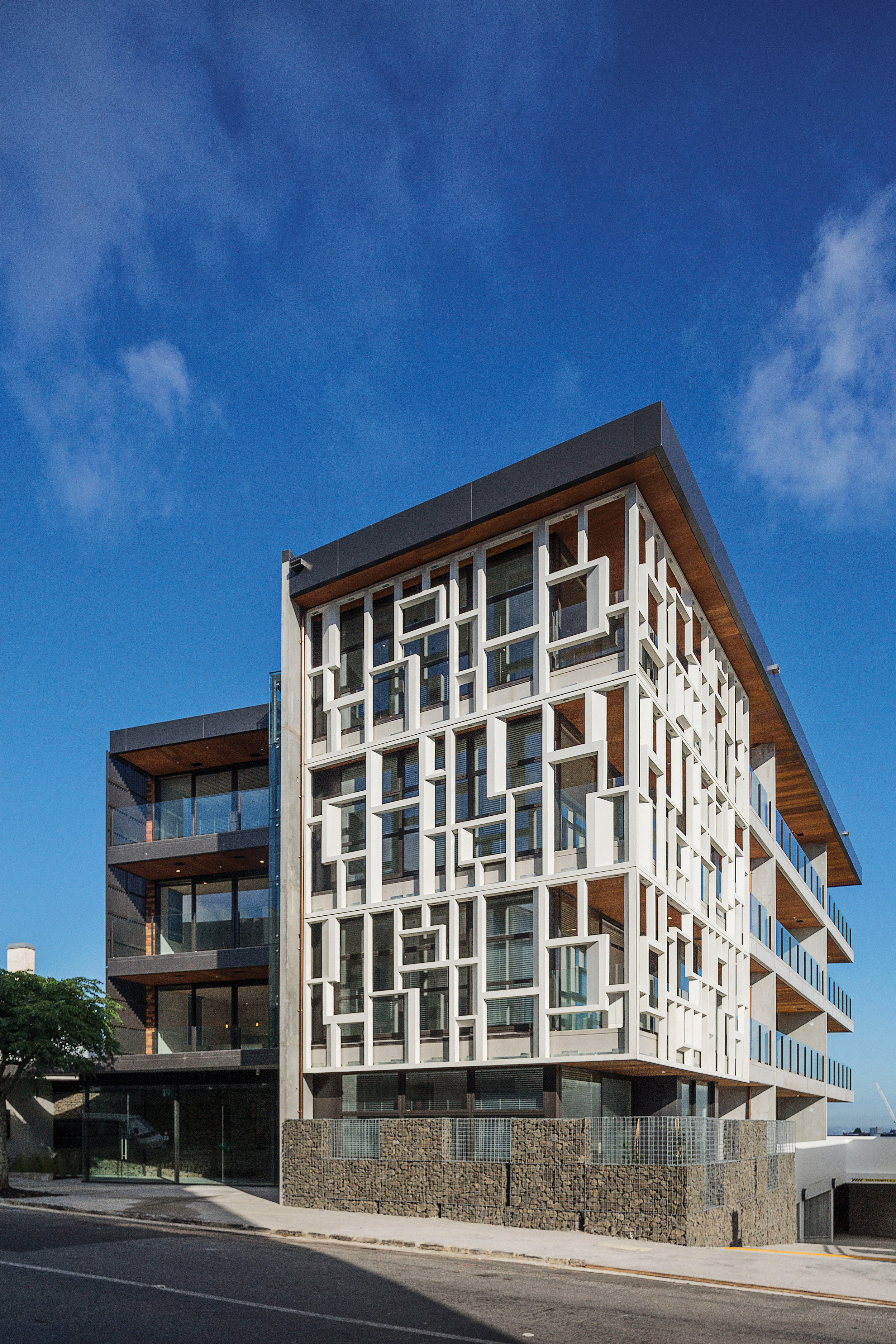 The Saint by Paul Brown & Architects