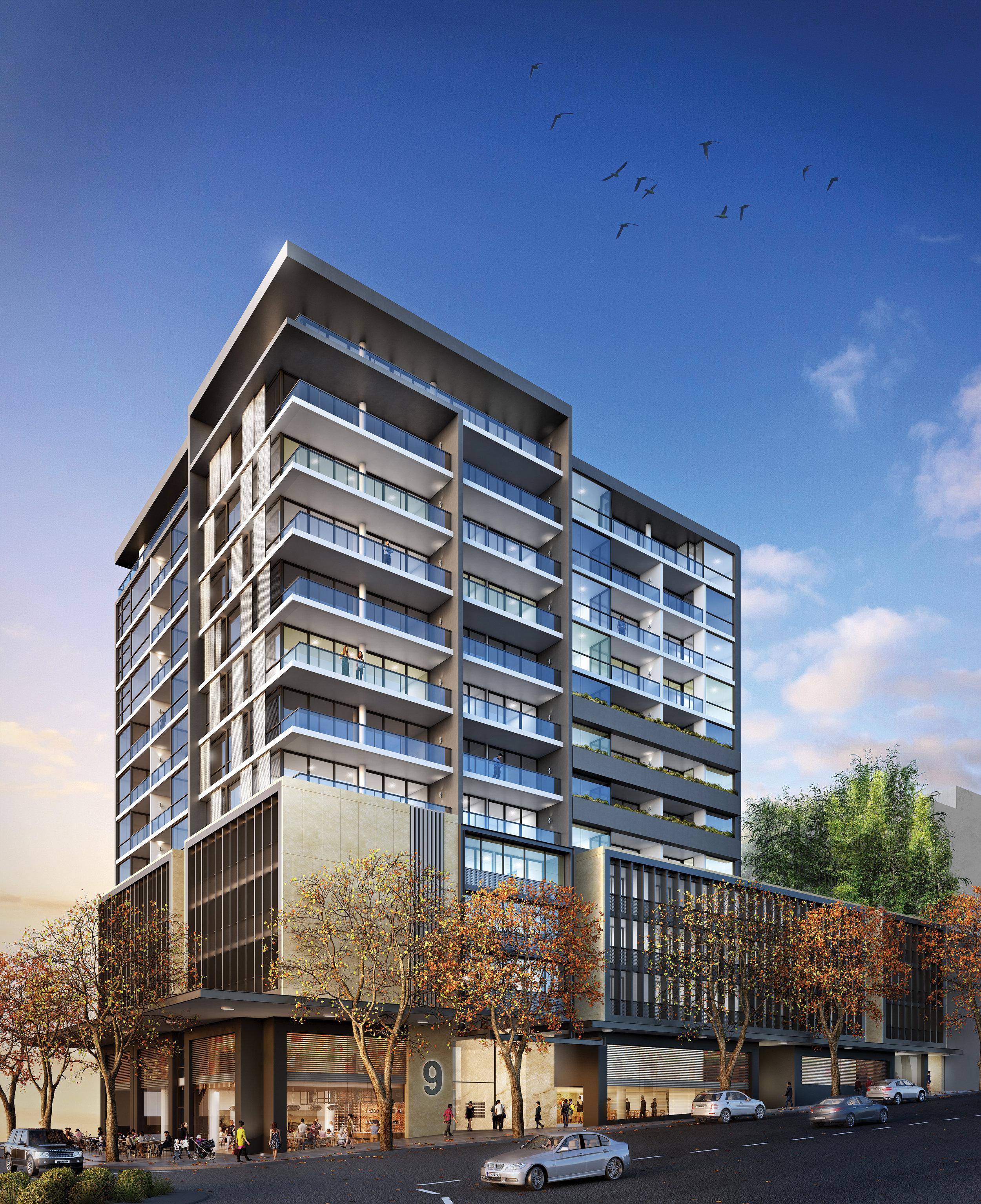 St Leonards, NSW by Austino Property Group