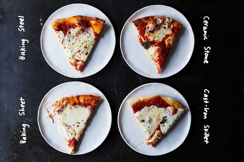 Tips for achieving restaurant-style pizza at home.