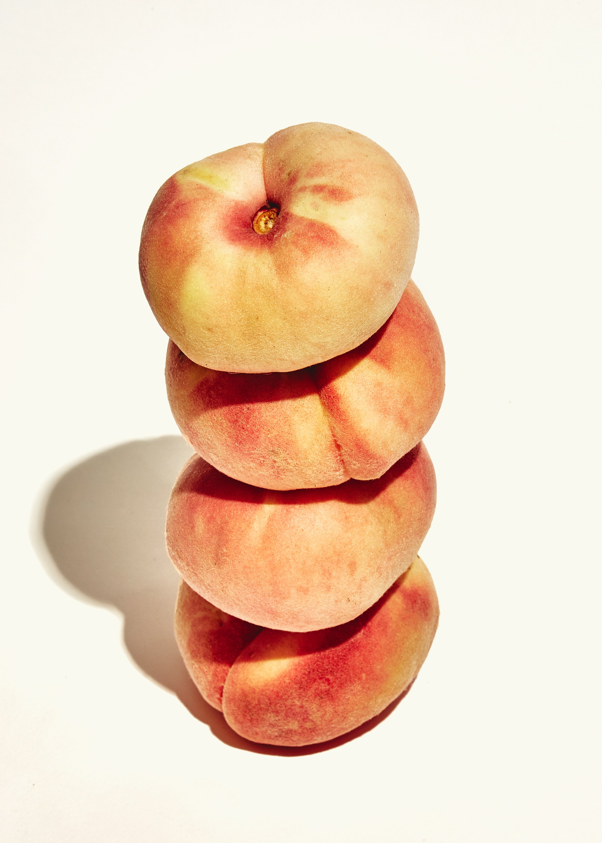 What Is a Donut Peach and Why Are They Everywhere Right Now?