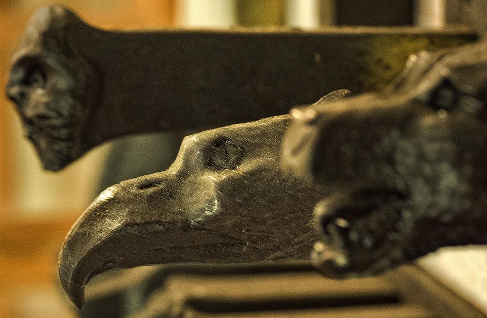 Lensbaby Velvet 85 Handheld Blacksmith Shop John C. Campbell Folk School May, 2018