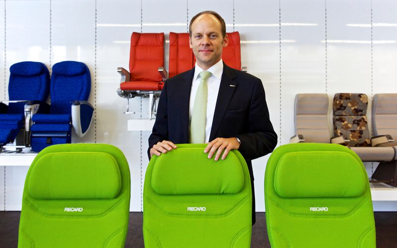 Self-Cleaning Seats