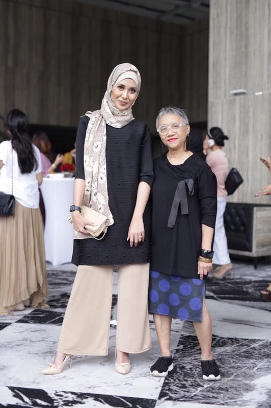 Suzy Latif & Zaihani
