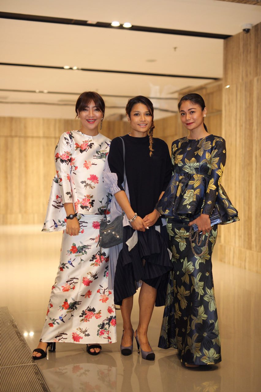 Marisa Soraya, Tunku Nadia Naquiyuddin, Tasha Shilla