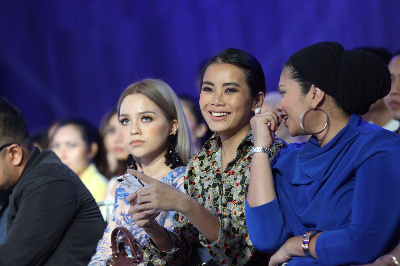 Emma Shazleen, Ung Yiu Lin, Amee Halim-Iliya