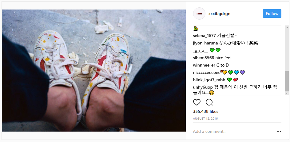 The GD Effect - VANS Style 36 Sneakers