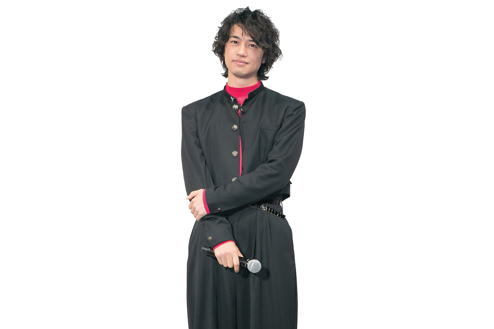 Japanese actor Takumi Saito. Image:TOP Photo Corporation