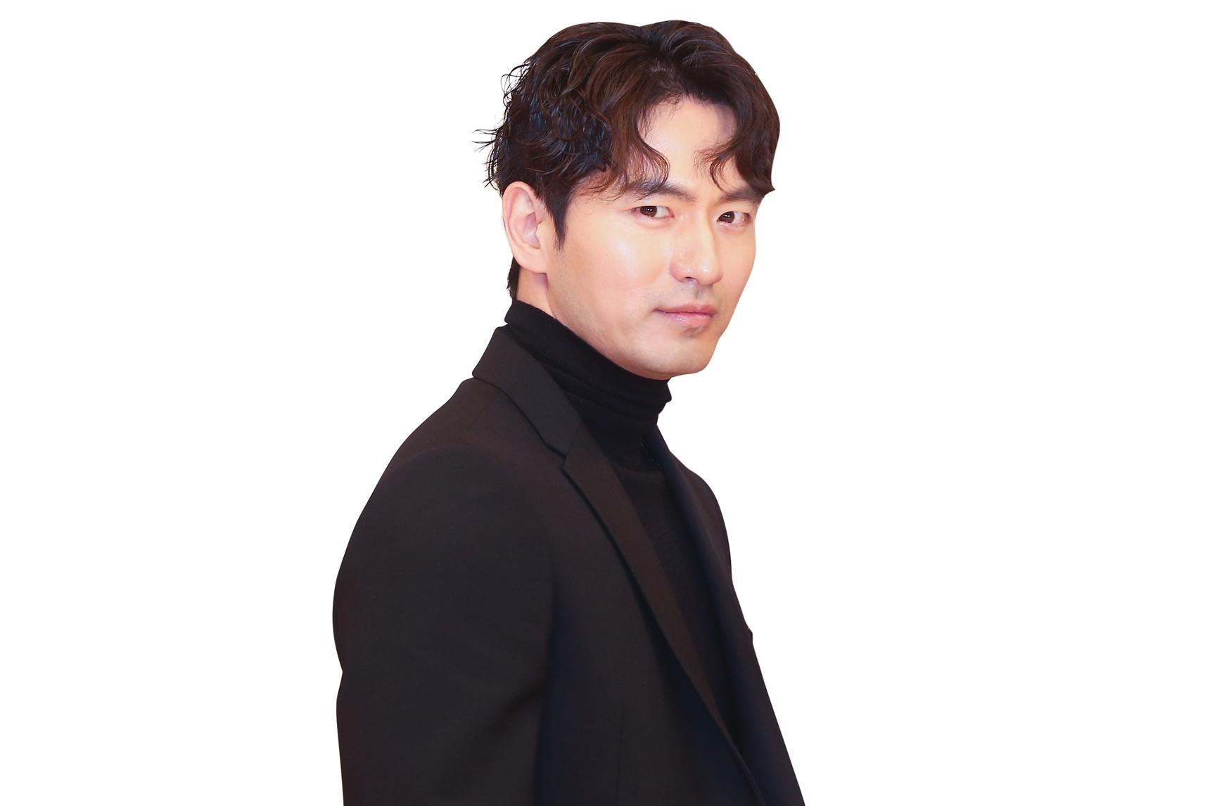 South Korean actor Lee Jin-wook. Image:TOP Photo Corporation