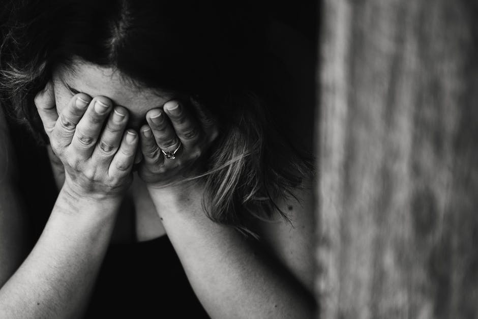 A good cry never did any harm! Let it all out. Bawl if you want to (that is one way some cope). After a good cry you will feel better. Talk to them while u cry (even if they are no longer here) and no you are not crazy. Crying helps you sleep as your eyes will get tired.  3) Keep busy