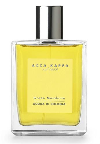 ACCA CAPPA Green Mandarin Eau De Cologne