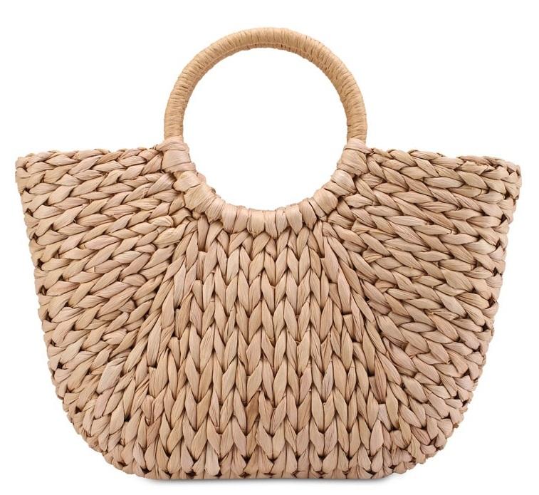 ZALORA Medium Size Basket Bag