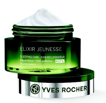 Yves Rocher Elixir Jeunesse Sleeping Care Cream 50ml