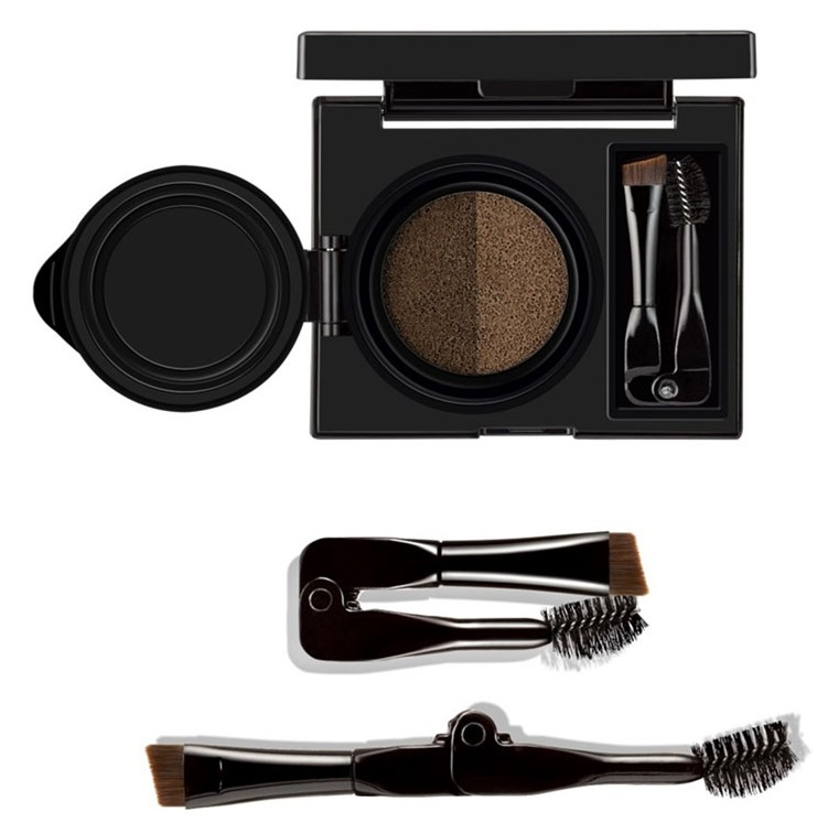 LANEIGE Brow Cushion No. 2 Two-Tone Brown [Dark Brown / Light Brown]