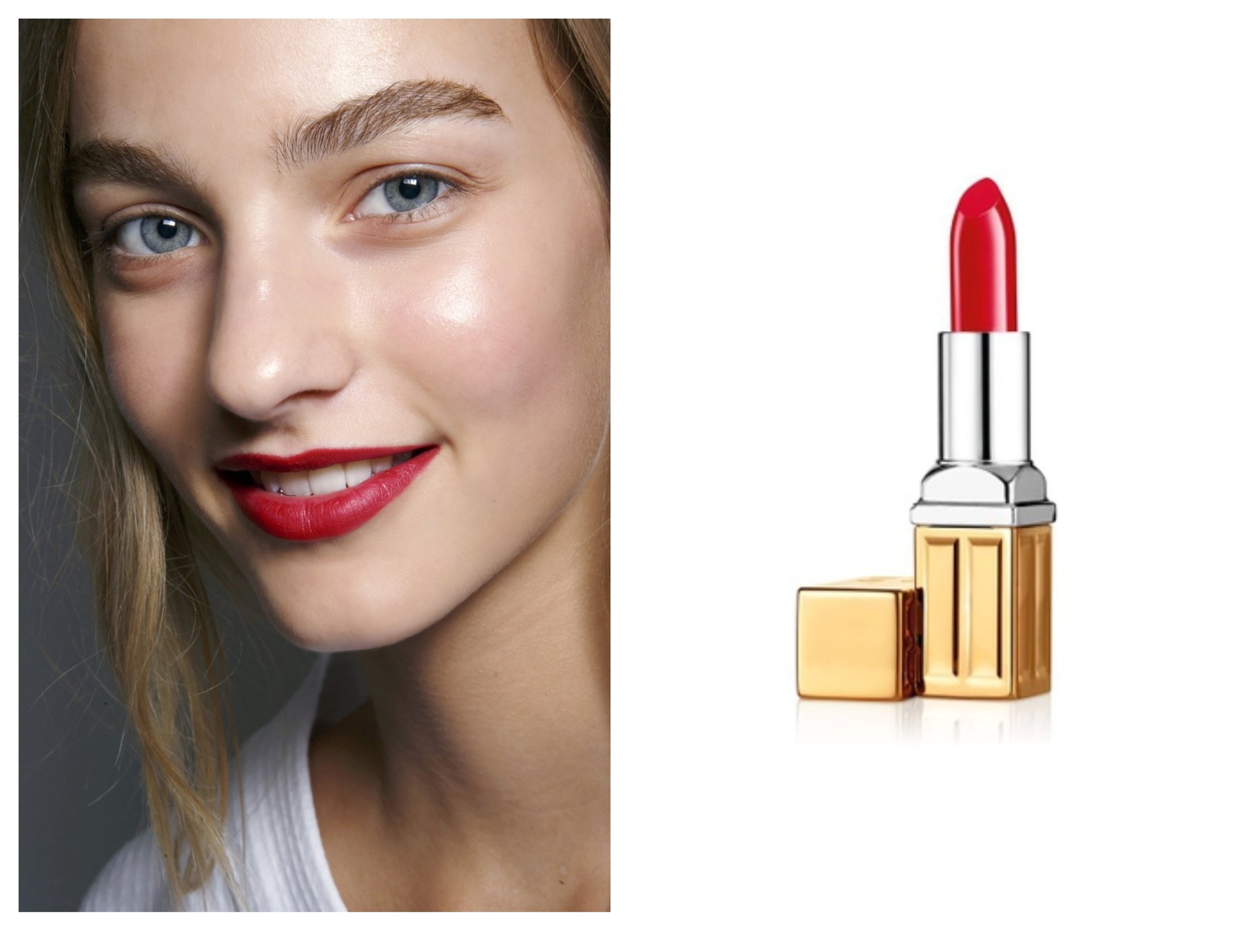 Elizabeth Arden Lipstick Beautiful Color Moisturizing - My Red Door