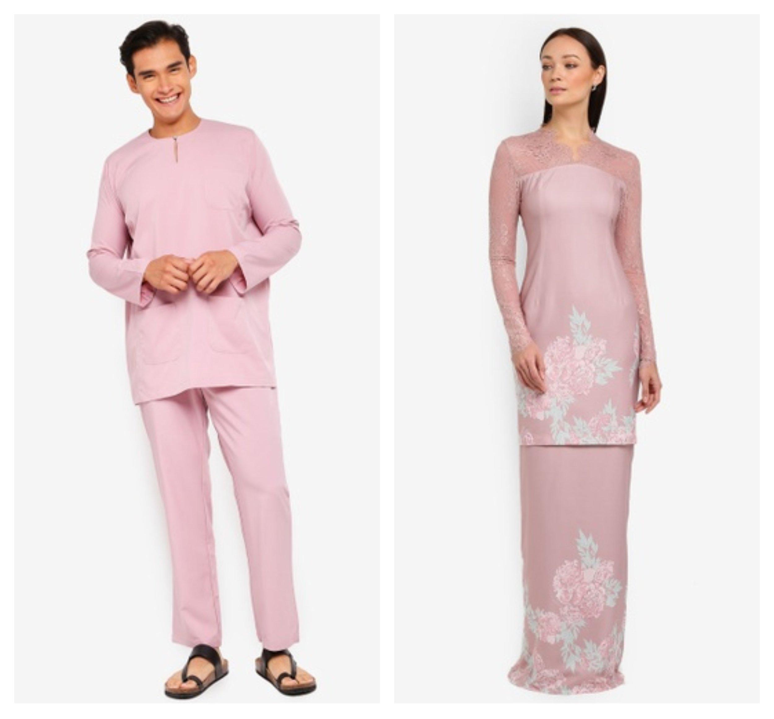Lubna Baju Melayu Teluk Belanga  &  NH by Nurita Harith Avery Kurung Modern