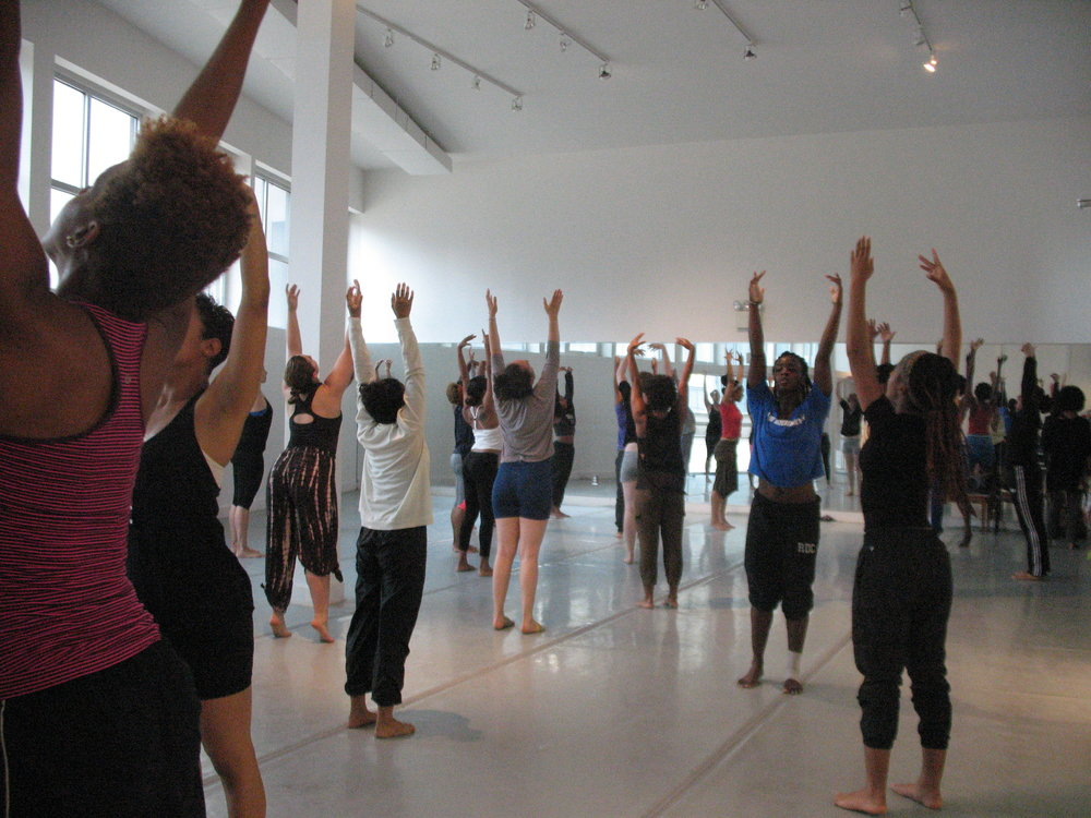 "GENERATIVE DANCER  The Generative Dancer - Black Radical Traditions of Practice & Thought"" - this workshop is designed to be a full day experience for intermediate/advanced choreographers and performers who want to deepen their practice through participation in an immersive learning environment."