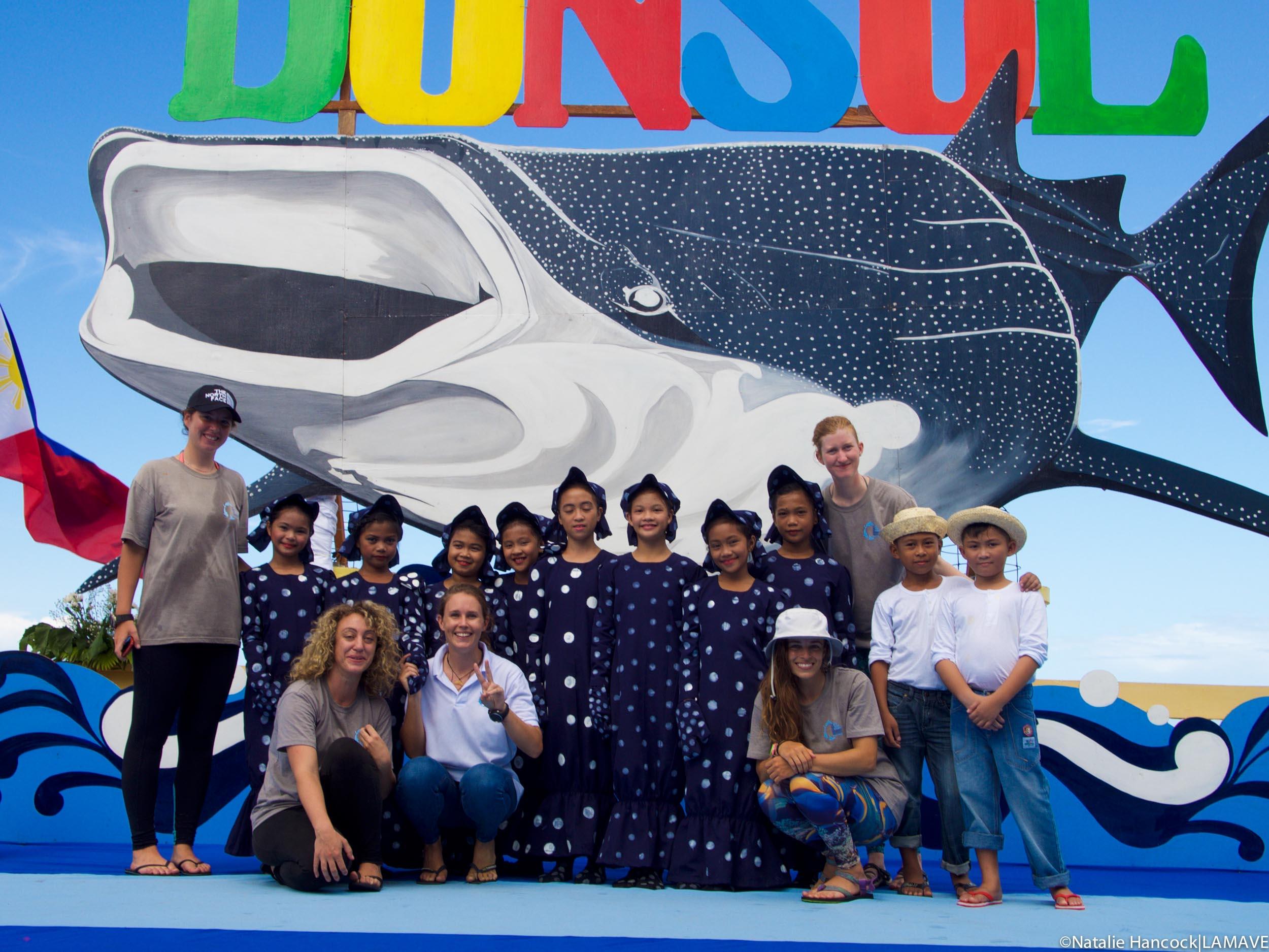 donsol-butanding-whale-shark-festival-lamave