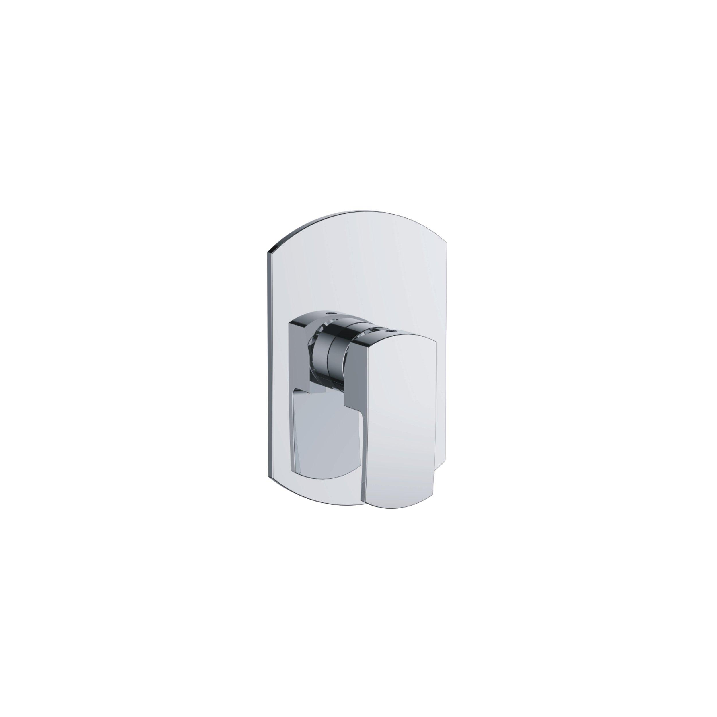 735-109: Concealed shower valve
