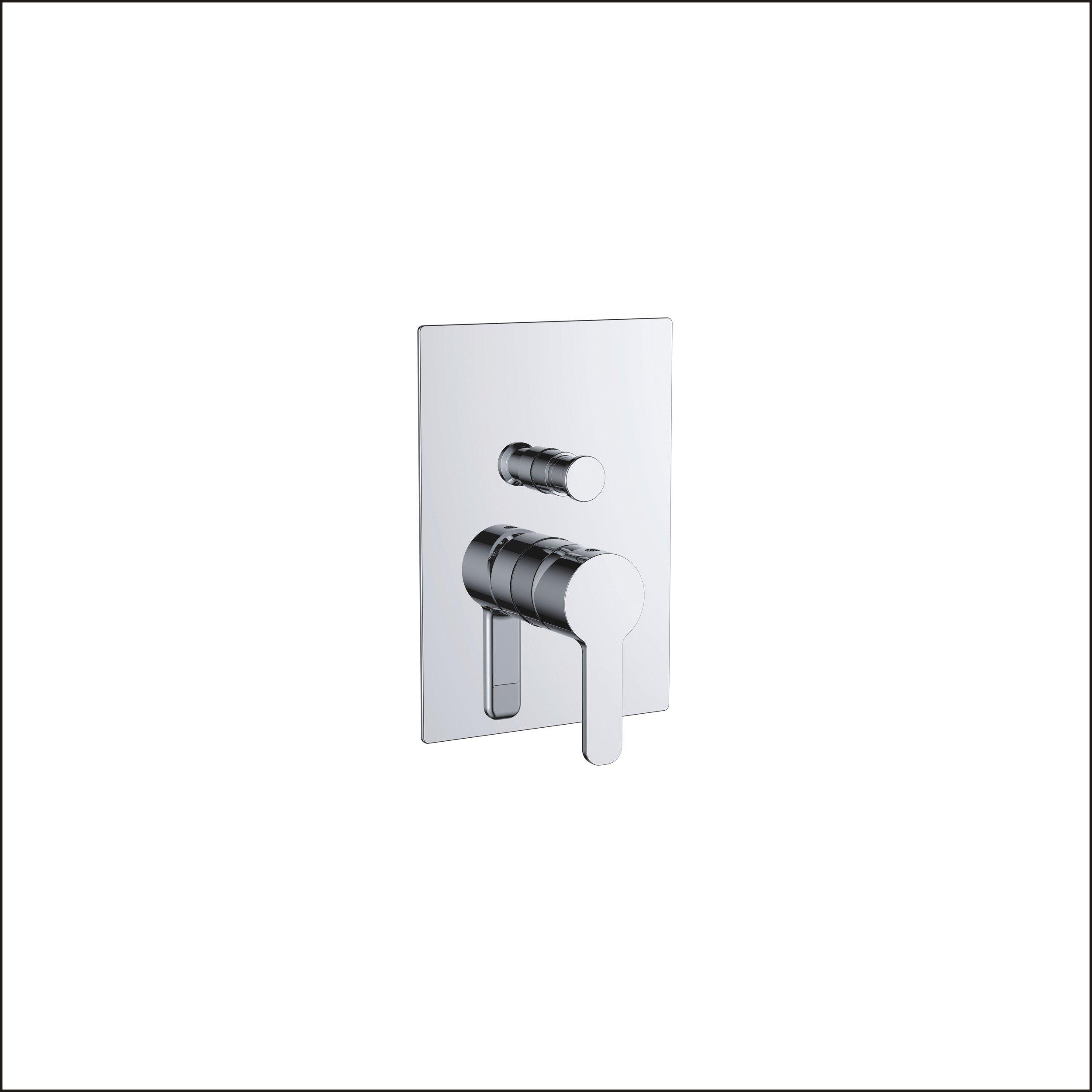 718-111: Concealed shower valve with diverter