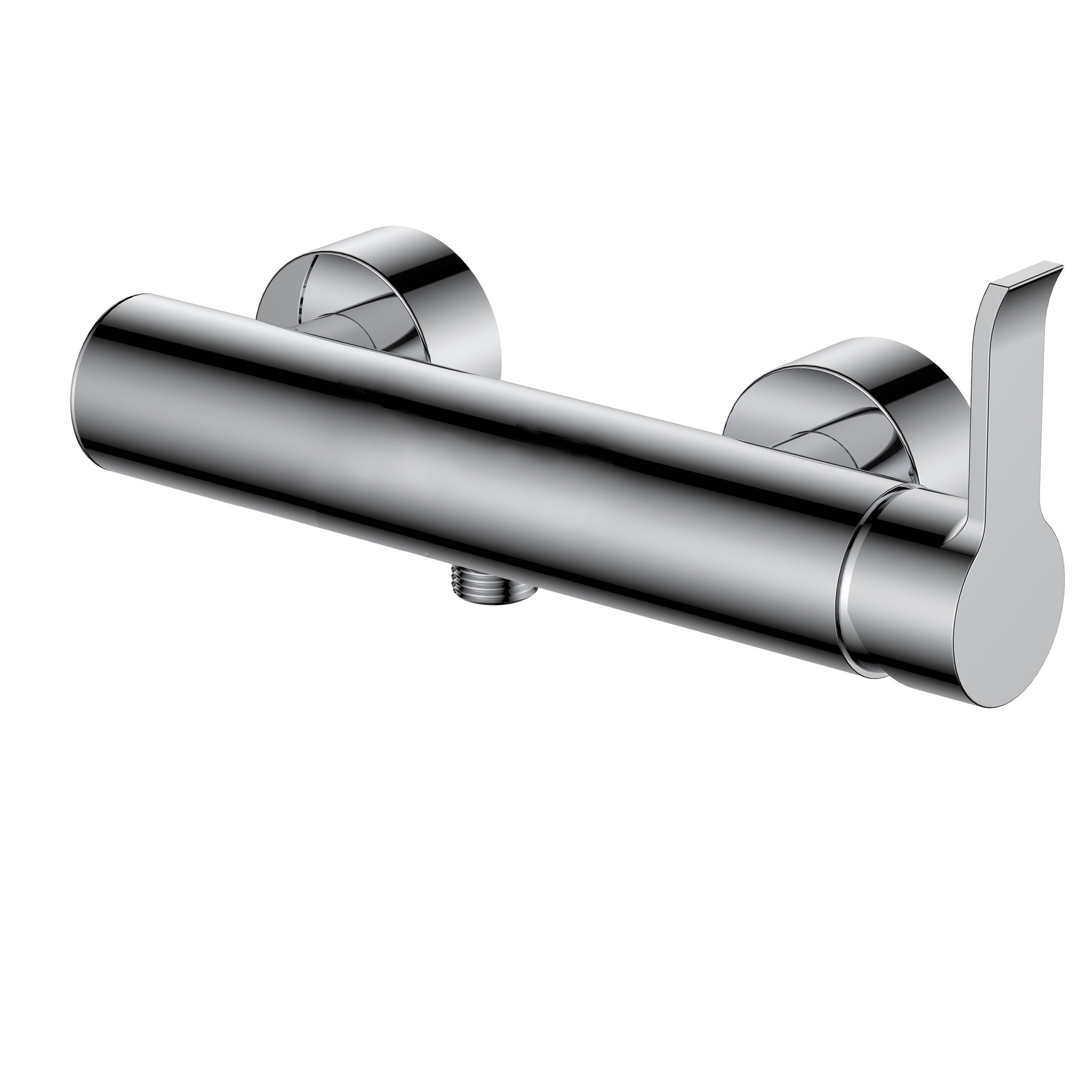736-103: Wall mounted shower faucet