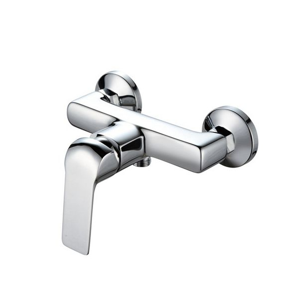 3910-105: Wall mounted shower faucet