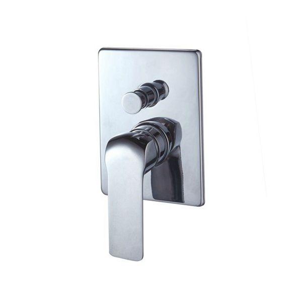 3910-107: Concealed shower valve with diverter