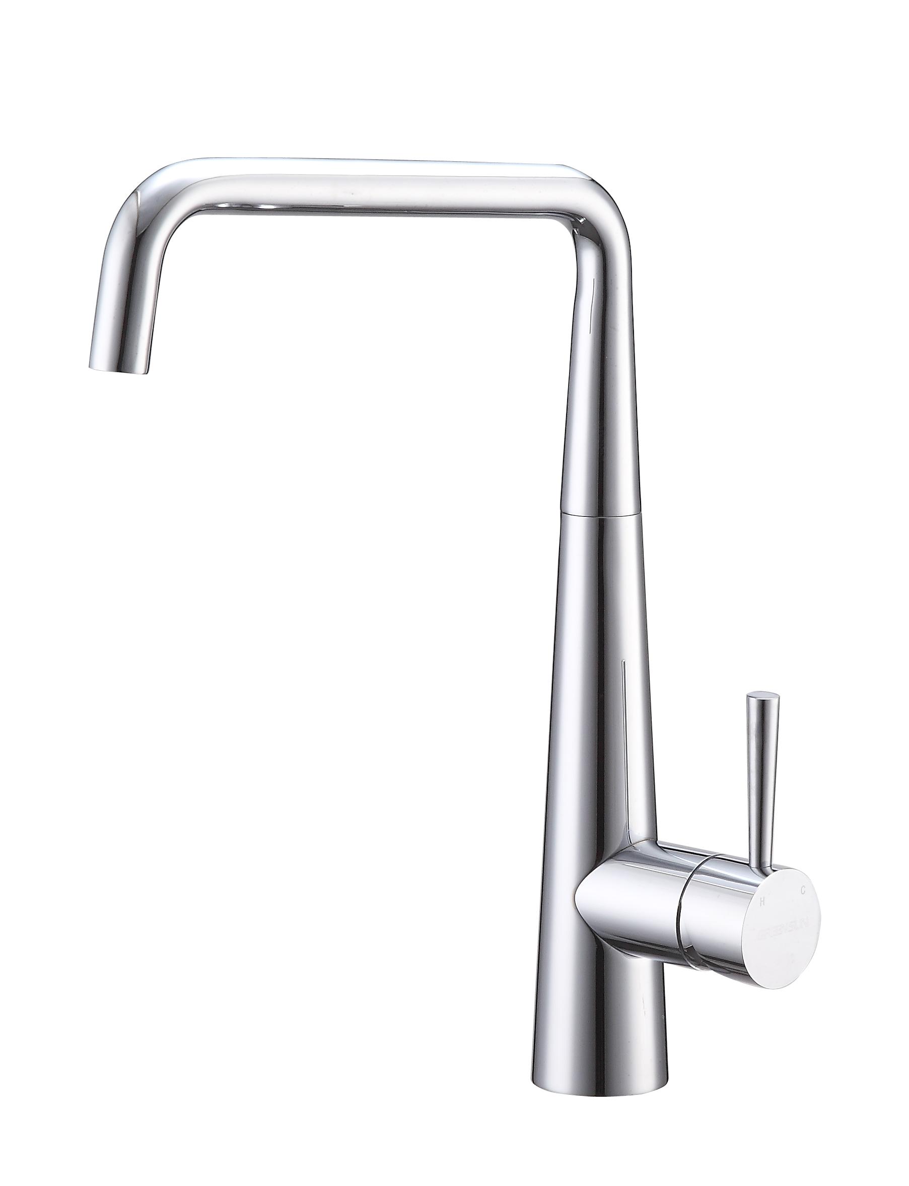 10123-101: Kitchen faucet