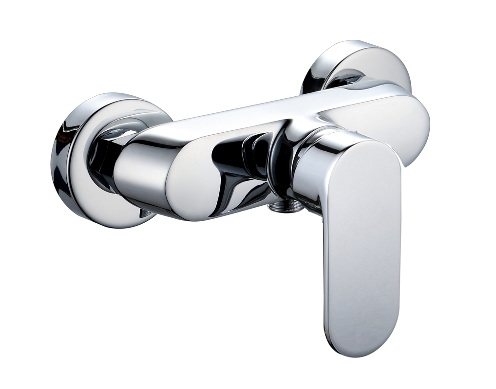 3004-105: Wall mounted shower faucet
