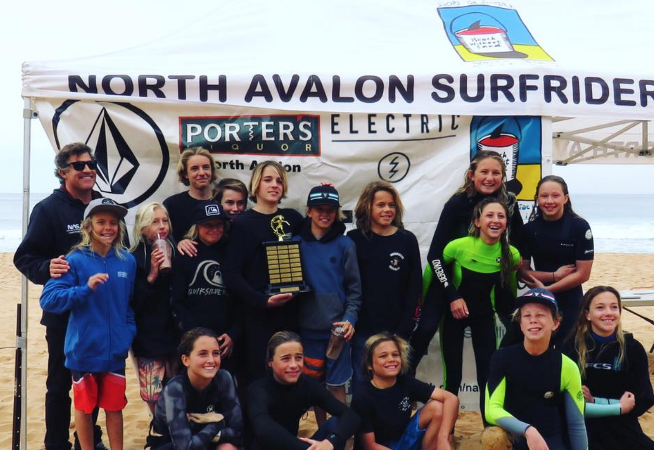NORTH AVALON SURFRIDERS ASSOCIATION (or NASA) was first established in the 1970s and continues to support the surfers of the Avalon Beach and surrounding communities. The club runs monthly competition rounds from legends and former World Champions right through to future champions in the grommets and micro groms. The club has a proud and strong history in supporting and developing top athletes. NASA is also named as one of the top clubs in Australia with regular representation in regional, state and national events as well as teams events.   Find out more about NASA HERE .